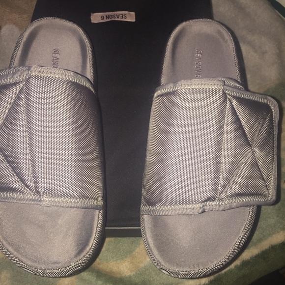 Yeezy Shoes Slides Size 11 Poshmark